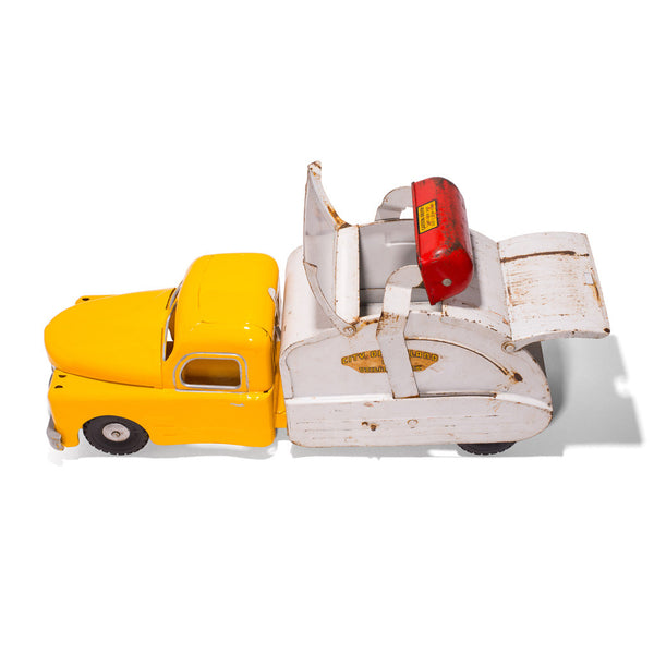"Vintage (Structo) - Garbage Truck City of Toyland ""No.7"" - MAN of the WORLD Online Destination for Men's Lifestyle - 4"