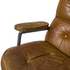 Henry Miller - Eames Executive Swivel Chair - Brown Leather - MAN of the WORLD Online Destination for Men's Lifestyle - 5