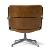 Henry Miller - Eames Executive Swivel Chair - Brown Leather - MAN of the WORLD Online Destination for Men's Lifestyle - 4
