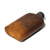 VINTAGE - Wicker Wrapped Flask with Pewter Top - MAN of the WORLD Online Destination for Men's Lifestyle - 2