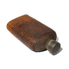 VINTAGE - Wicker Wrapped Flask with Pewter Top - MAN of the WORLD Online Destination for Men's Lifestyle - 3