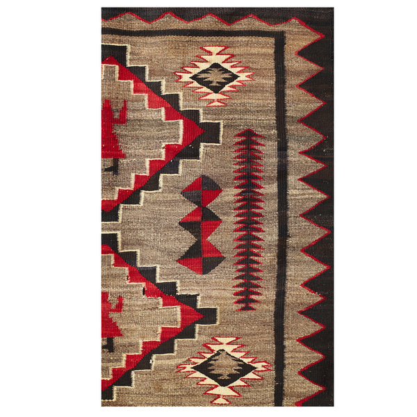 VINTAGE - Yei Rug - MAN of the WORLD Online Destination for Men's Lifestyle - 2