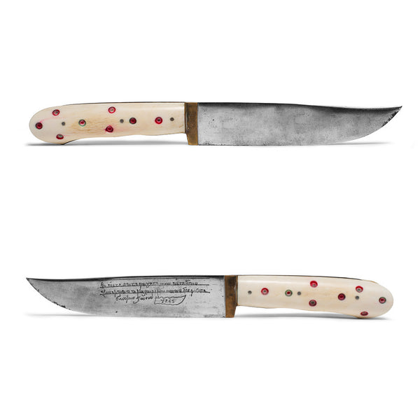 VINTAGE - Norwegian Hunting Knife - MAN of the WORLD Online Destination for Men's Lifestyle - 2