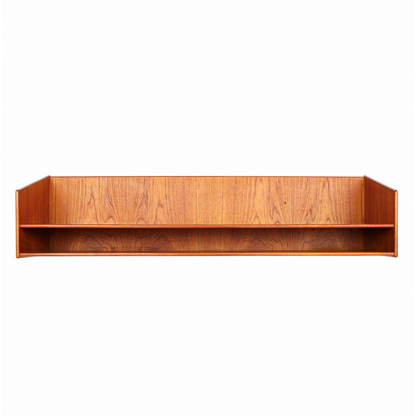 Danish Modern Wall Shelf