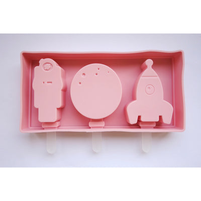 astronaut popsicle mold