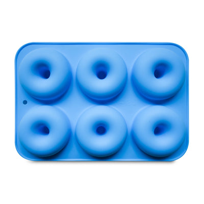 silicone donut bagel mold