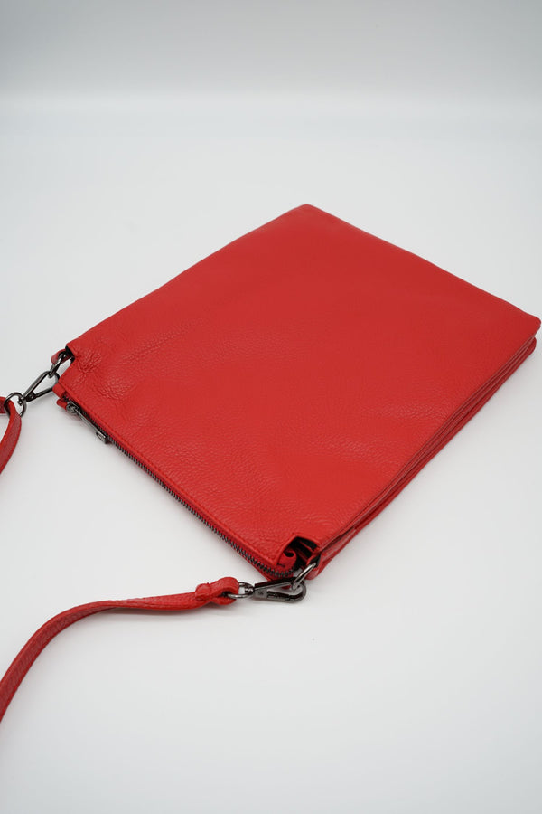 Crossbody-Bag ELVIRA - rot