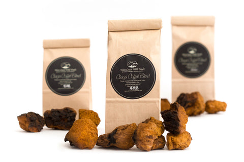 Chaga Herbal Coffee Blend