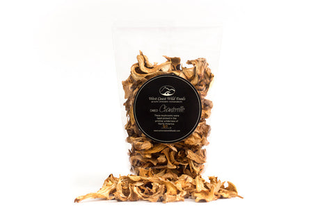 Dried Golden Chanterelle