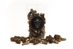 Dried Morel