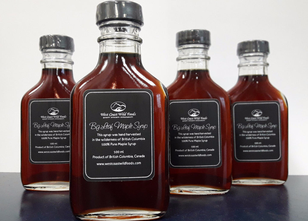 Big Leaf Maple Syrup