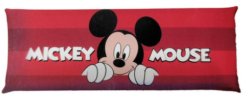 Mickey Mouse Red Stripe Body Pillow Cover - FPI Ventures