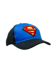 Superman Infant & Toddler Boys Ball Cap - FPI Ventures