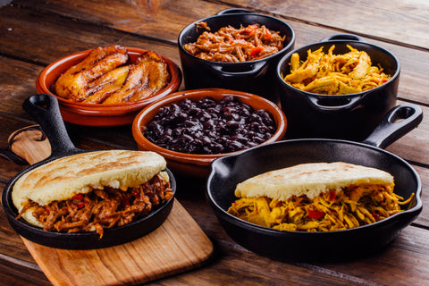 arepa recipes are delicious for snacks, lunch, dinner and all quick meals
