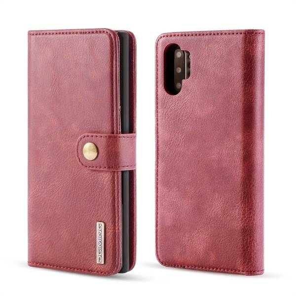 Detachable Wallet Ming Burgandy Samsung Note 10 - Bling Cases.com