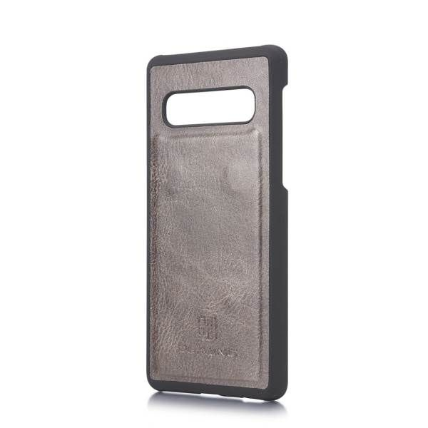 Detachable Ming Wallet Grey Samsung S10 Plus - Bling Cases.com