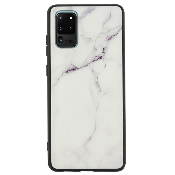 Mable Hard White Case Samsung S20 Ultra