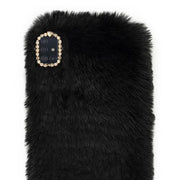 Fur Black Case Samsung A51