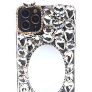 Handmade Bling Mirror Silver Case Iphone 11 Pro Max