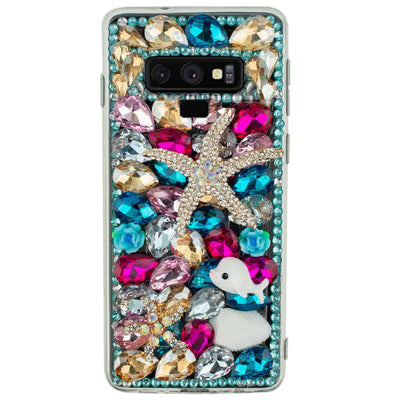 Handmade Seashells Bling Case Samsung Note 9