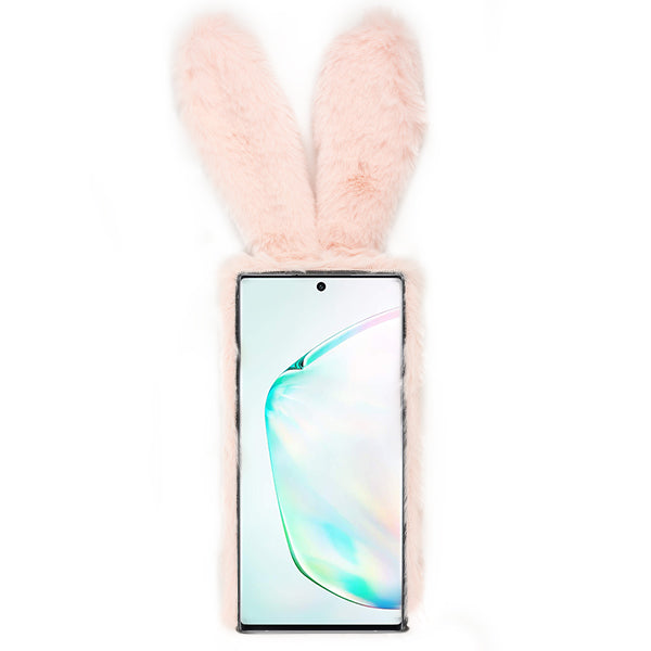Bunny Fur Pink Note 10