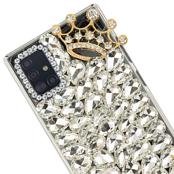 Handmade Bling Fox Case Samsung A51