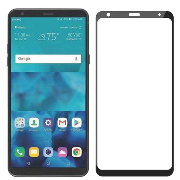 Lot of 2 Tempered Glass Clear Lg Stylo 4 - Bling Cases.com