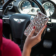 Handmade Bling Silver Iphone 7/8 Plus - Bling Cases.com