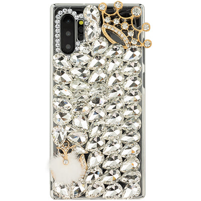 Handmade Bling Fox Case Samsung Note 10 Plus