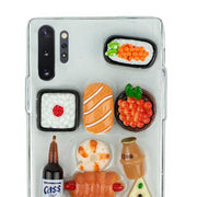 Sushi 3D Case Samsung Note 10 Plus