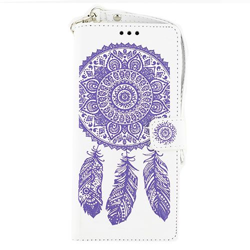Dream Catcher Wallet Purple Note 8 - Bling Cases.com
