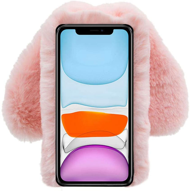Bunny Pink Stylo 5 - Bling Cases.com