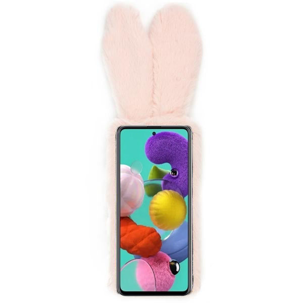 Bunny Case Light Pink Samsung A51