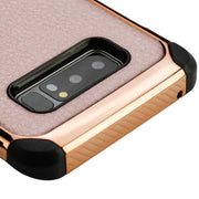 Chrome Rose Gold Case Samsung Note 8 - Bling Cases.com