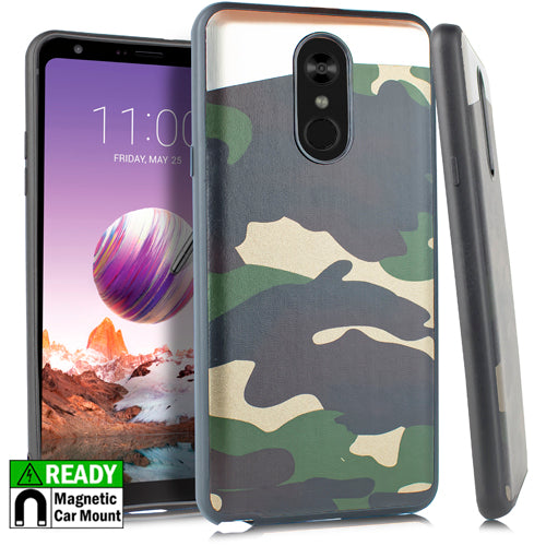 Slim Camo Green Case Lg Stylo 4 - Bling Cases.com