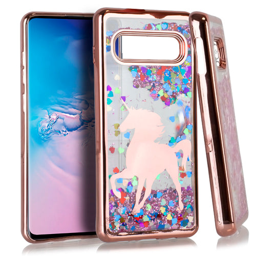 Liquid Unicorn Case Samsung S10 Plus - Bling Cases.com
