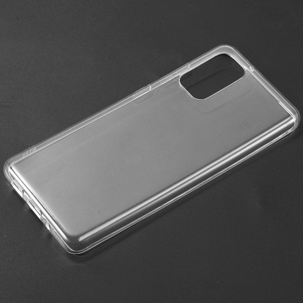 Clear Thin Skin Samsung S20 - Bling Cases.com