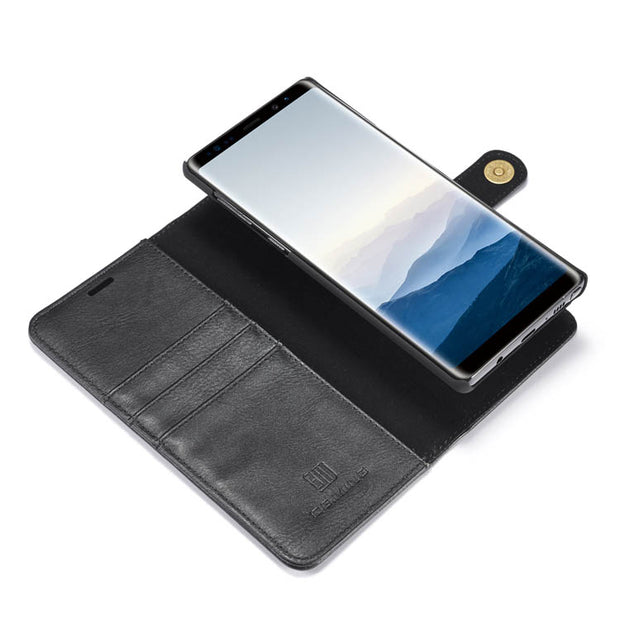 Detachable Ming Black Wallet Samsung Note 9 - Bling Cases.com