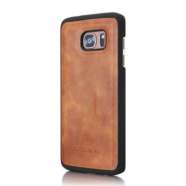 Detachable Ming Brown Samsung S7 Edge - Bling Cases.com