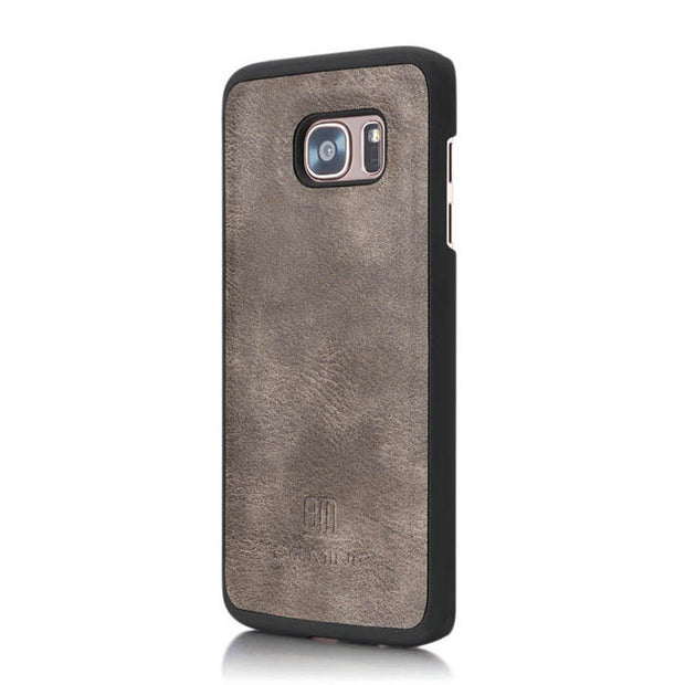 Detachable Ming Grey Samsung S7 Edge - Bling Cases.com