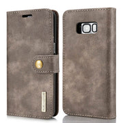 Detachable Ming Wallet Grey Samsung S8 Plus - Bling Cases.com