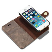 Detachable Wallet Ming Grey Iphone 5/5S/5SE - Bling Cases.com