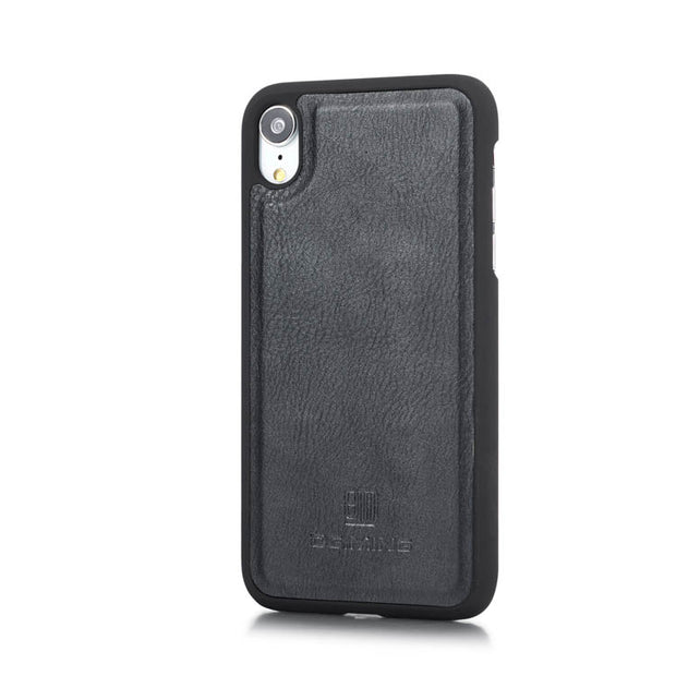 Detachable Ming Black Wallet Iphone XR - Bling Cases.com