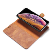 Detachable Ming Brown Wallet Iphone XS MAX - Bling Cases.com