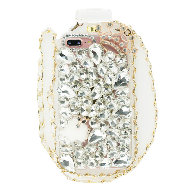 Bling Bottle Stones Fox Case Iphone 7/8 Plus - Bling Cases.com
