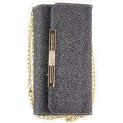 Detachable Purse Black Note 8 - Bling Cases.com