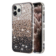 Bling Waterfall Black Iphone 11 Pro - Bling Cases.com