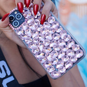 Handmade Bling Pink Case Iphone 11