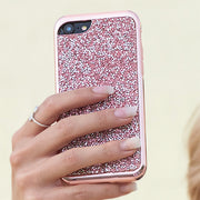 Hybrid Bling Pink Samsung Note 20 Ultra