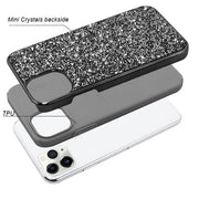 Hybrid Bling Grey IPhone 11 Pro Max - Bling Cases.com